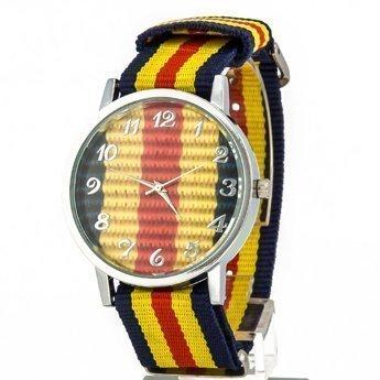Zegarek kolor żółty