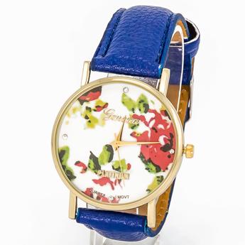 Zegarek zephyr indygo